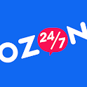 Ozon: товары, авиа, ж/д билеты icon