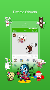 FreePP – free VoIP and multimedia SMS 3