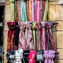 Scarfs by Richard Michael Lingo - Artistic Objects Clothing & Accessories ( artistic objects, scarf, accessories, clothing, store )