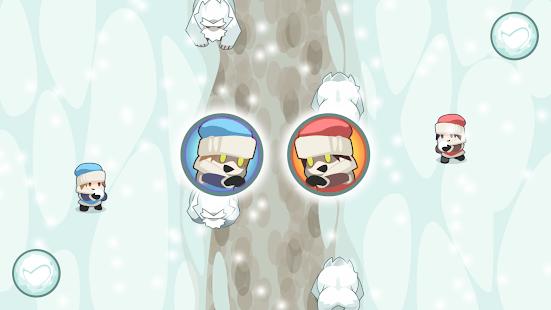 Dei's Snowball Fight - náhled