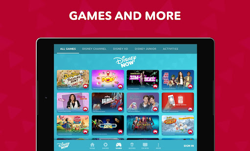 DisneyNOW – TV Shows & Games 10