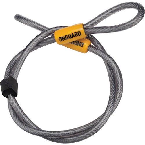 On Guard Akita Lock Cable 4' x 10mm