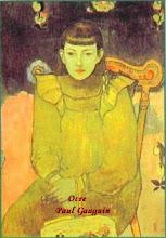 Photo: ocre-Paul Gauguin