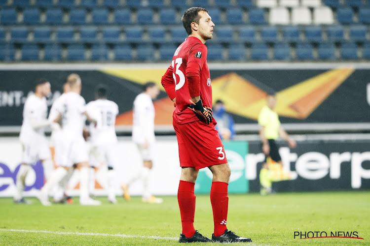 Davy Roef speelt niet bij AA Gent, en heeft al vergevorderde gesprekken met andere club uit 1A