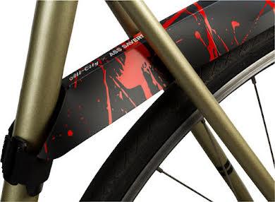 All-City Ass-Saver Rear Fender Splatter alternate image 1