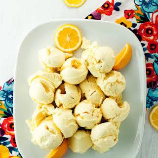 No Churn Lemon Meringue Pie Homemade Ice Cream.