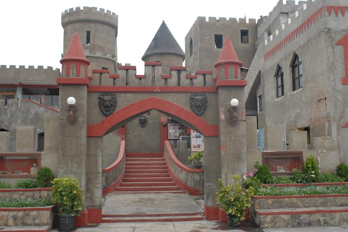 Castillo Chancay en Huaral Peru