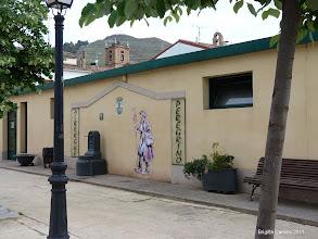 Photo: L'albergue de Najera