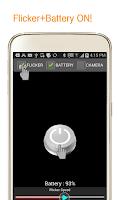 Screenshot of Flashlight - Flicker Camera