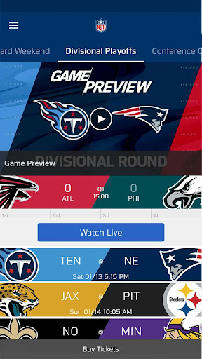 NFL screenshot 2