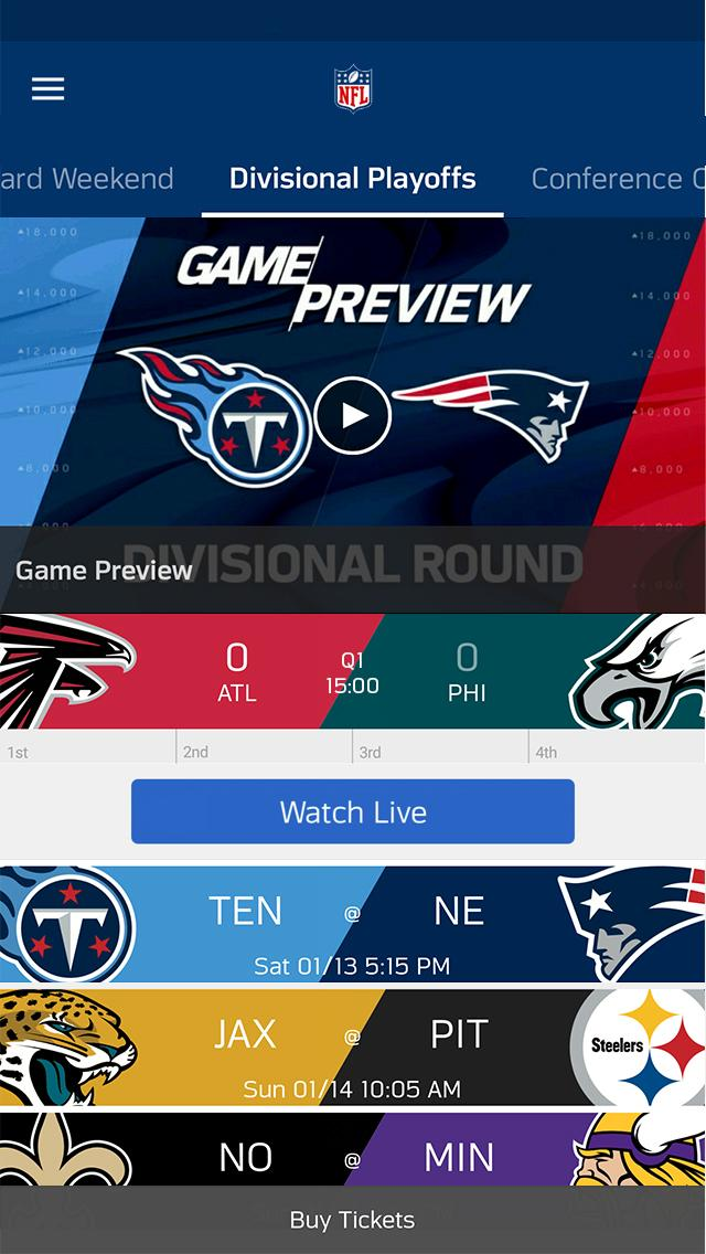 NFL Mobile Android 2