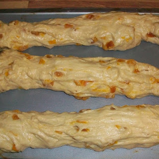 Apricot & Ginger Braided Loaf.