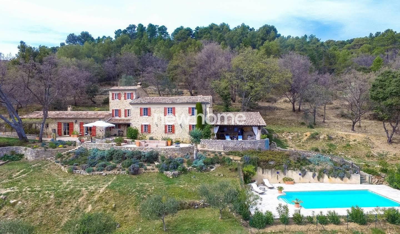Maison avec piscine Callas