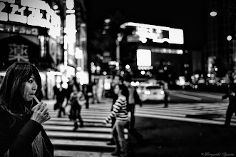 Photo: 欲望とカメレオン Desire and Chameleon  Tokyo Street Shooting  Location; #Shinjuku , #Tokyo , #Japan   #photo #photography #streetphotography #streettogs  #leica #leicaimages #leicammonochrom #leicamonochrom #leicamonochrome