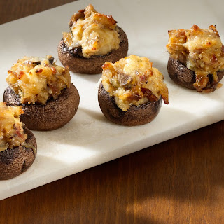 Stuffed Cremini Mushrooms