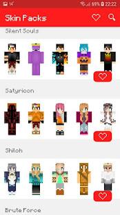App Skin Packs for Minecraft PE APK for Windows Phone