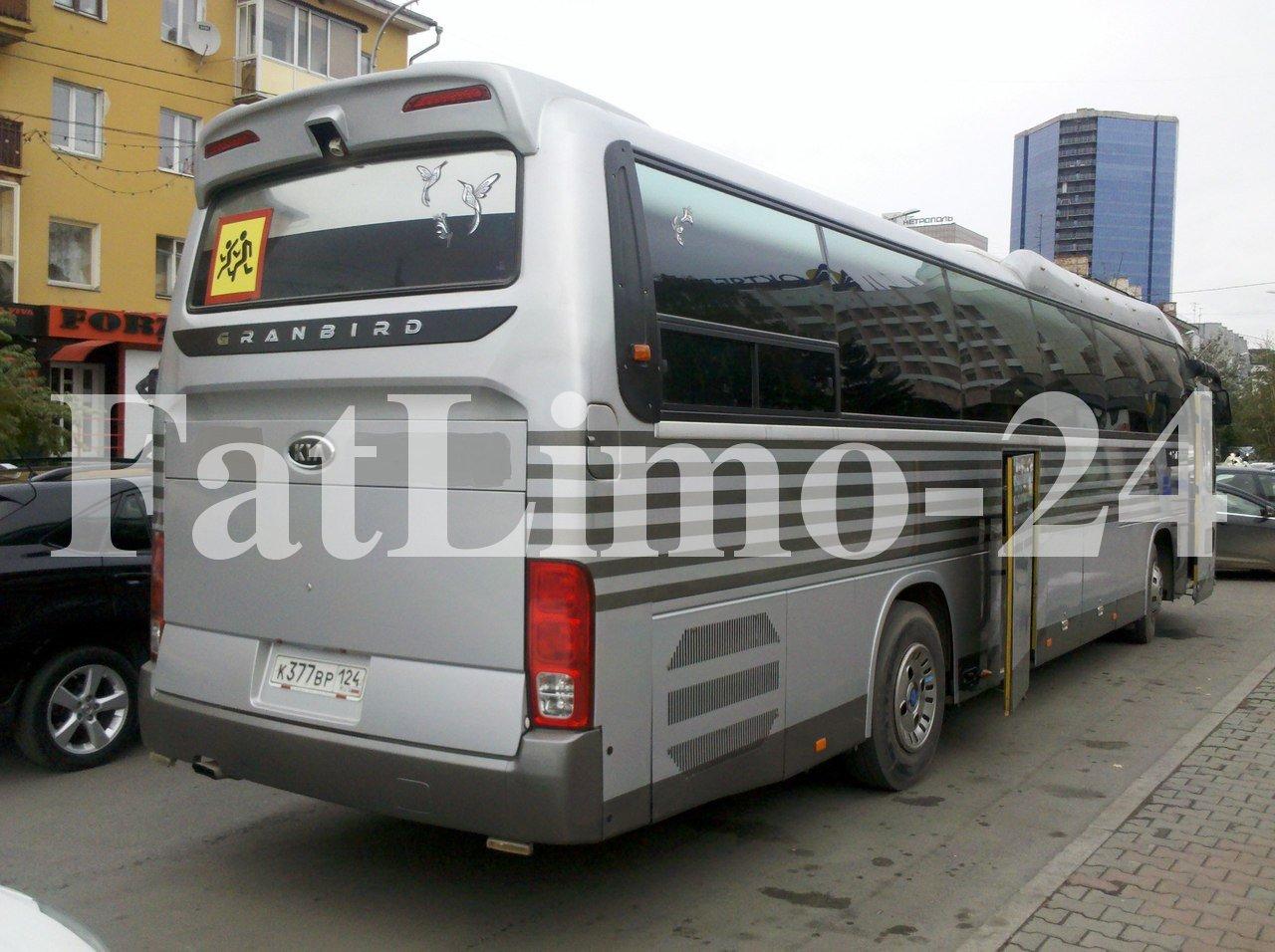 Автобус Kia в Красноярске