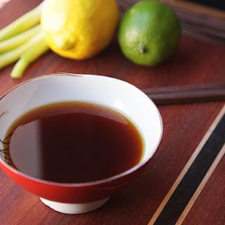 Ponzu Sauce (Japanese Citrus Dipping Sauce)