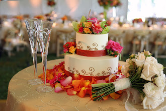 Photo: or..a to die for cake!! photo by DUPhotography.com