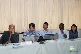 Photo: Workshop participants