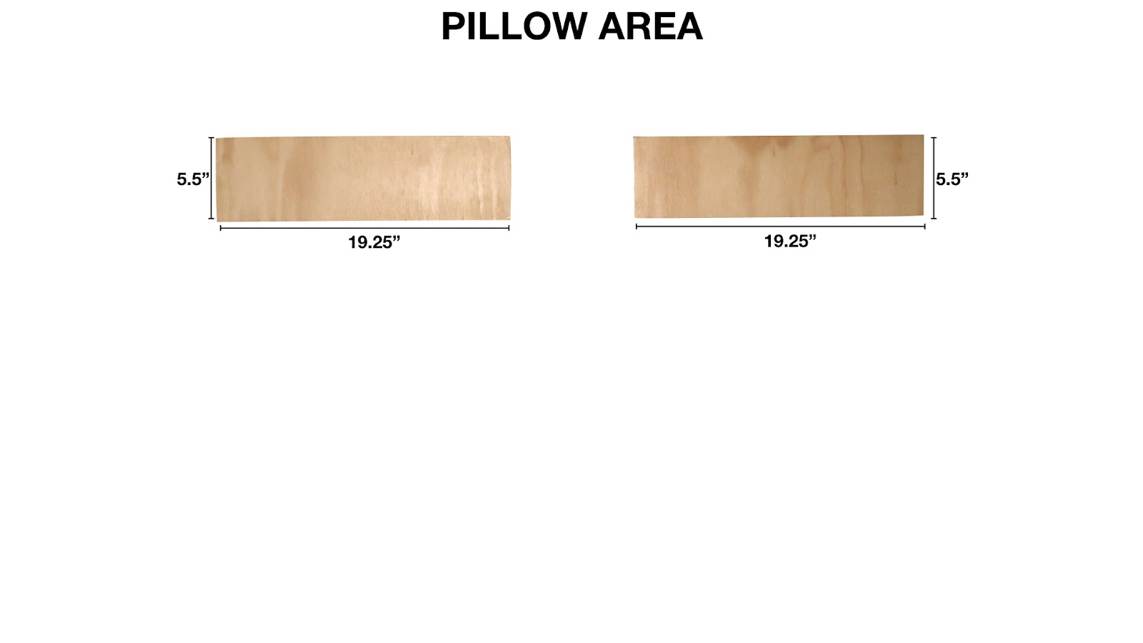 Pillow Pieces