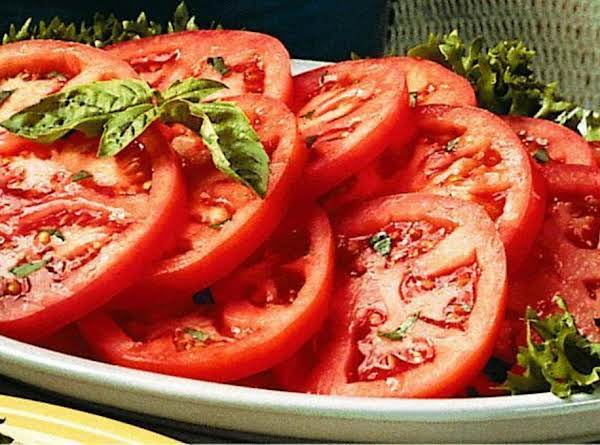 Marinated Tomatoes Recipe
