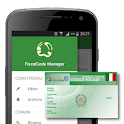 Codice Fiscale Manager icon