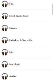 60s Radio - náhled
