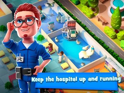 Dream Hospital Apk Mod Dinheiro Infinito 10