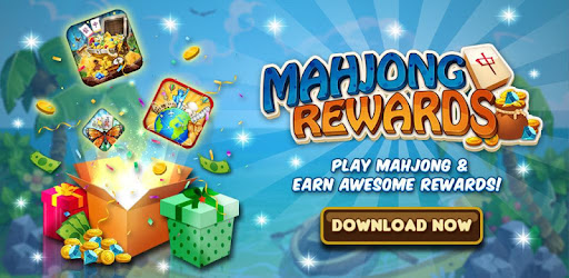 Earn money by playing mahjong! Play to win points & redeem for free gift cards!