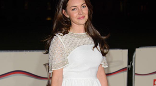 Lacey Turner gives birth