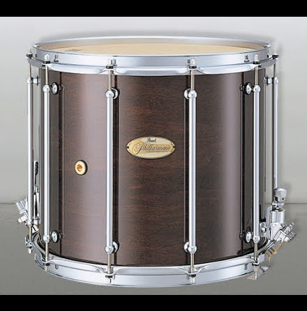 "14"" x12"" Pearl Field Drum - Walnut Laquer"