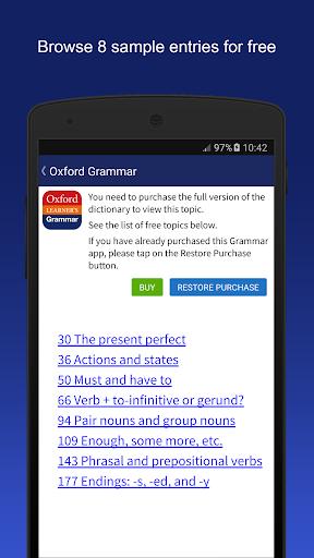 Oxford Learner's Quick Grammar