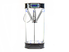 SeeMeCNC Rostock MAX v3.2 3D Printer Kit - Complete Kit