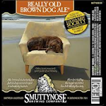 Smuttynose Really Old Brown Dog