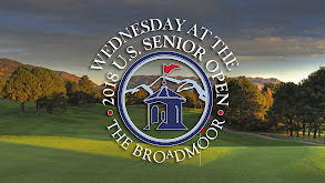 Wednesday at the U.S. Senior Open thumbnail