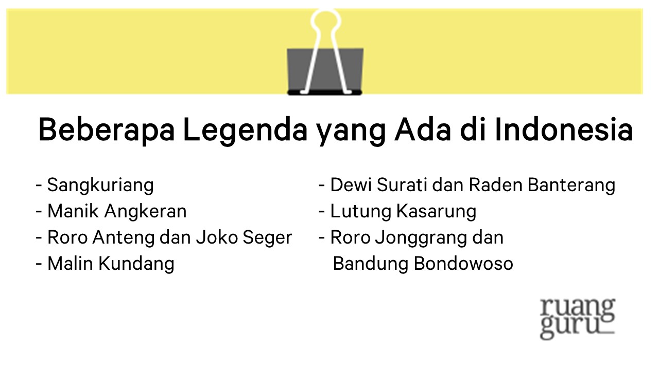 Mengenal Ciri Ciri Fabel Dan Legenda Loop Co Id