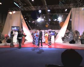 Photo: EXPO-OCIO TVE1 2006, en este mismo escenario y con ese mismo reportero dicharachero hicimos nuestra demo de Kendo.