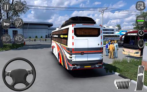 Euro Coach Bus Simulator 2020 : Bus Driving Games screenshots 16