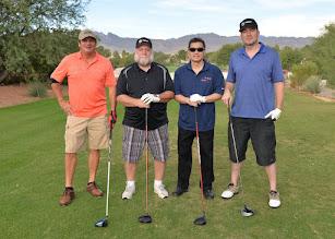Photo: Jay Troilo, Jeff Arthur, Alan Furkawa, Dan Rogers