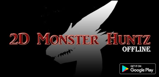 2D Monster Huntz offline game for Android screenshot