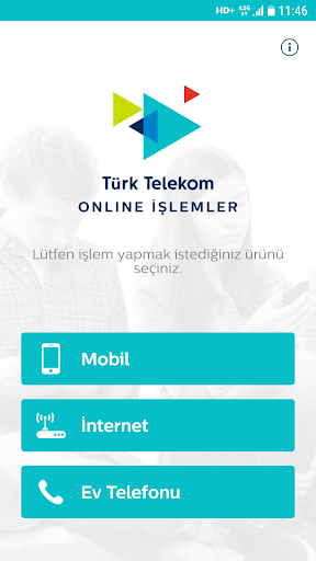Tu00fcrk Telekom Online u0130u015flemler 6.1 screenshots 1