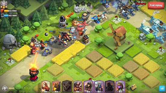 Caravan War: Kingdom of Conquest Screenshot