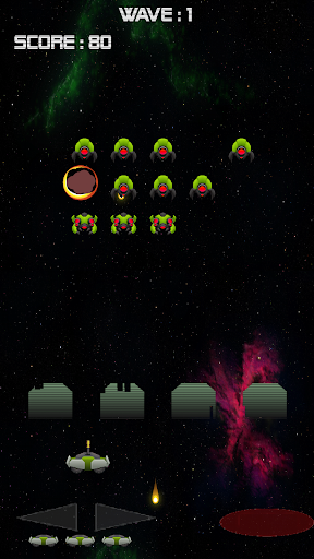 Invaders Deluxe - Retro Arcade Space Shooter FREE ss1