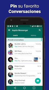Aquila Messenger Screenshot