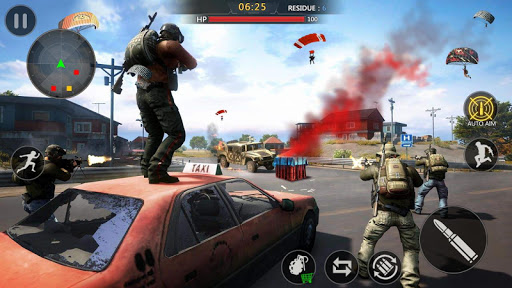 Encounter Strike:Real Commando Secret Mission 2020 1.1.5 Mod Screenshots 4