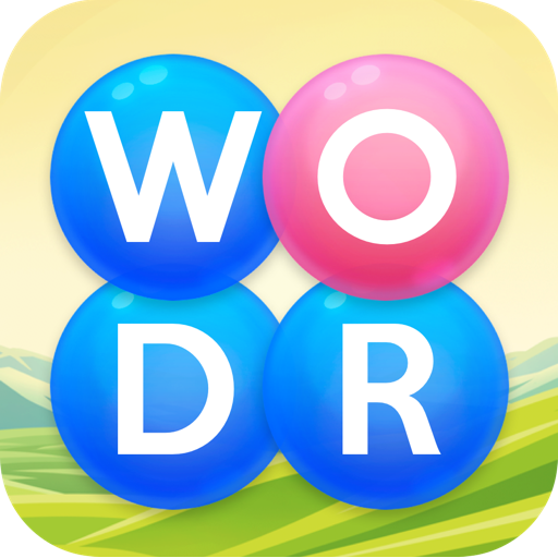 Word Serenity - Calm & Relaxing Brain Puzzle Games