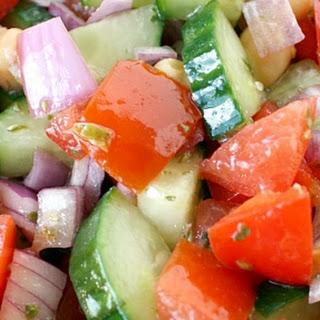 Ultimate Greek Chopped Salad