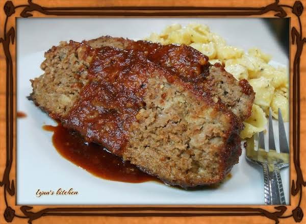 Everyday Meatloaf Recipe