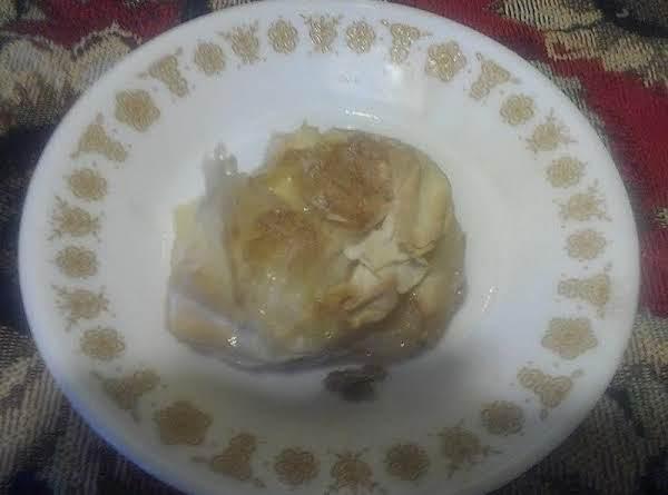 Lighter Apple Dumpling